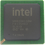 NH82801GBM SL8YB Intel North Bridge Chipset