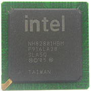 NH82801HBM SLA5Q Intel North Bridge Chipset