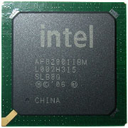 AF82801IBM SLB8Q Intel North Bridge Chipset