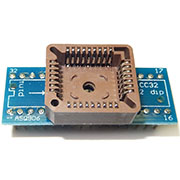 PLCC32 Adapter for PLCC32-DIP32 turn programmer test IC adapter for USB programmer universal