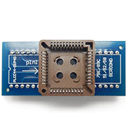 PLCC44 Adapter for PLCC44-DIP40 turn programmer test IC adapter for USB programmer universal