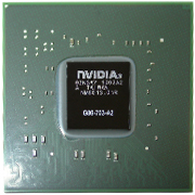 G86-703-A2 GPU NVIDIA GeForce 8400M GS