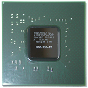 G86-730-A2 GPU NVIDIA GeForce 8400M GS
