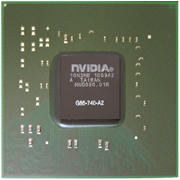 G86-740-A2 GPU NVIDIA GeForce 8400M GS
