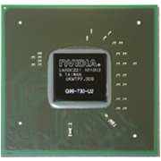G98-730-U2 GPU NVIDIA GeForce 9200M GS