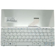 ACER Aspire ONE 521 522 532 533 D255 D257 D260 D270 White US Keyboard
