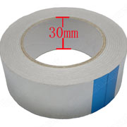 Aluminium Foil Tape 30mm*40m Roll Ideal For Heat Reflection