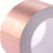 10mm*30m Single Conductive COPPER FOIL TAPE Electronic Tool