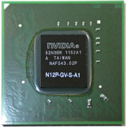 N12P-GV-S-A1 GPU NVIDIA Graphics Chipset
