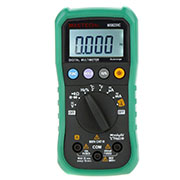 MASTECH MS8239C Digital Multimeters w/Frequency Capacitance & Temperature Test