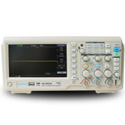 "GA1202CAL Digital Storage 200MHz Oscilloscope Scopemeter 2Channels 1GSa/s USB 7"" TFT LCD AC 110-240V"