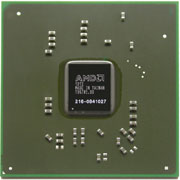 216-0841027 GPU AMD Radeon IGP Graphic Chipset