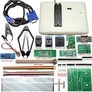 RT809H EMMC-NAND FLASH Programmer + 12 ADAPTERS WITH CABELS EMMC-Nand