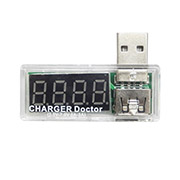 USB Charger Doctor Mobile Power Detector Battery Tester Voltage Current Meter
