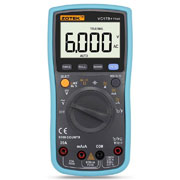 ZOTEK VC17B+ Automatic Manual Digital Large LCD Screen Display AC DC Multimeter TX