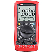 UNI-T UT58E LCR Meter Digital Multimeters w/ Frequency Temperature test Ammeter