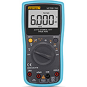 ZOTEK VC15B+ True RMS 6000 Counts Auto Range AC/DC Digital Multimeter