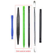 6in1 Repair Opening Metal Spudger Pry Tools Disassemble Set for Cell Phone GPS