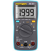 ZOTEK ZT98 Pocket Mini Portable Auto Ranging Digital Multimeter Tester