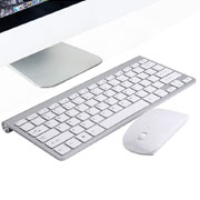 USB Wireless Optical Mouse Keyboard Set
