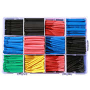 560pcs Heat shrink tubing set